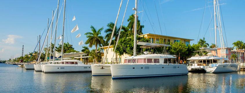 Fort Lauderdale Docks & Boat Slips